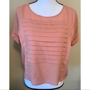 Chloe K XS/S pink blouse